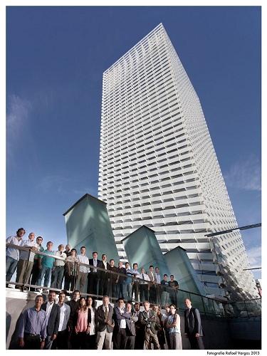 apz gca arquitectos fue fundado en por josep juanpere y antonio puig se al equipo de socios josep riu jess hernando